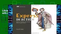 Library  Express in Action: Node applications with Express and its companion tools