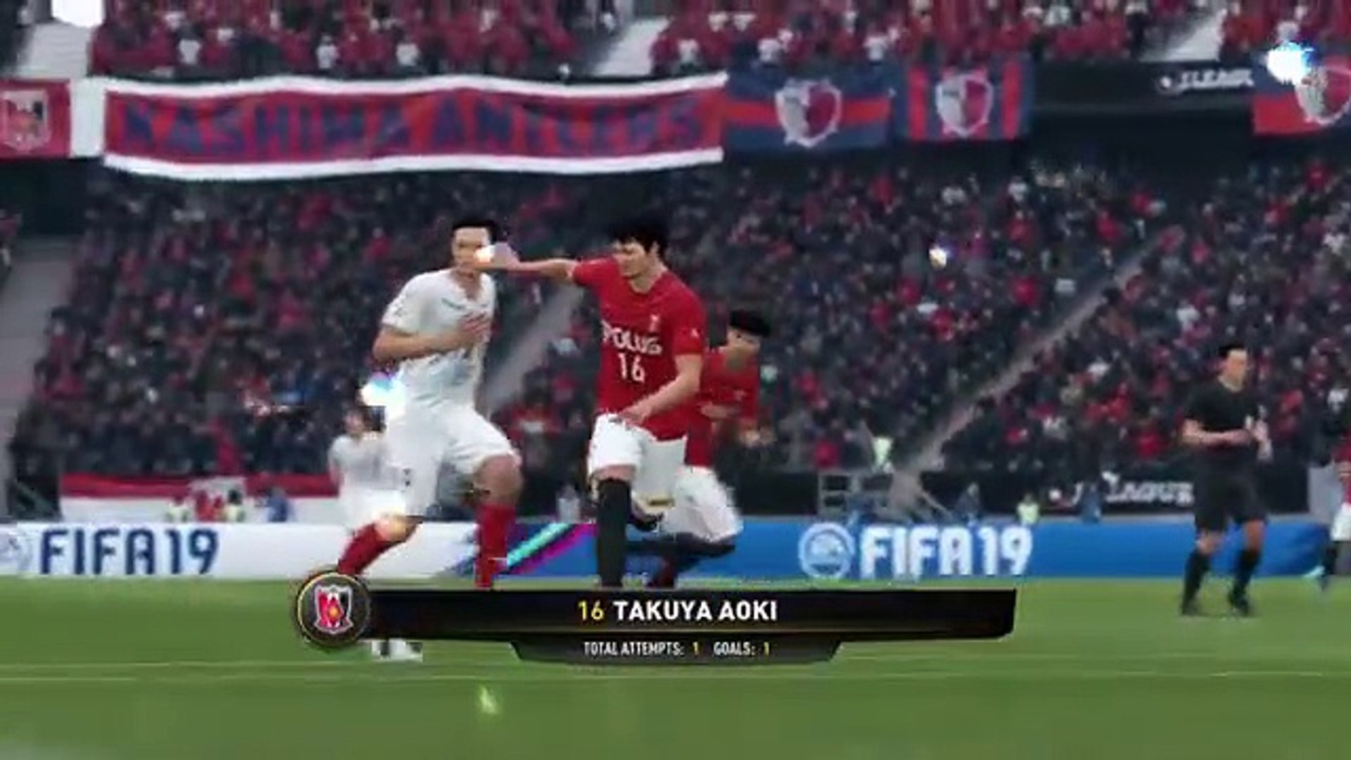 Japanese Emperor S Cup Kashima Antlers Urawa Red Diamonds Fifa 19 Simulation Full Game 5 12 18 Video Dailymotion