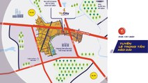 Vị trí dự án VinCity Tây Mỗ - Đại Mỗ (VinCity Sportia) - Thành phố thể thao năng động