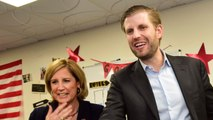 Eric Trump Criticizes George Conway's Comments Against The Trump Administration