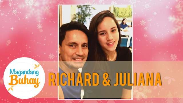 Magandang Buhay: Richard reveals how he is as a father