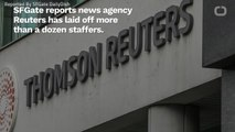In Reuters' 'Restructuring,' Dozens Of Staffers Laid Off