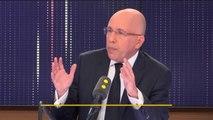 """""""Gilets jaunes"""" : Eric Ciotti n'est """"pas favorable au rétablissement de l'ISF"""", le député LR des Alpes-Maritimes est """"pour la baisse des impôts qui pèsent aujourd'hui sur tous les Français"""""""
