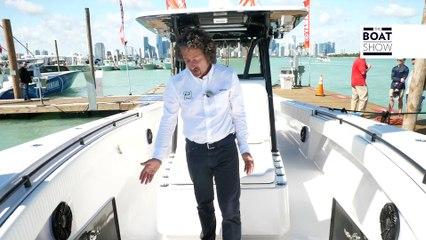 SEA HUNTER TOURNAMENT 39 - 4K - The Boat Show