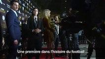 Football: Ada Hegerberg remporte le premier Ballon d'Or féminin