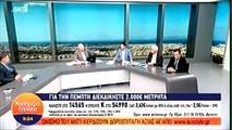 """Γιώργος Παπαδάκης """"Αν γίνει η ΝΔ κυβέρνηση η σκανδαλογία θα είναι γίνει αντίστροφα"""""""