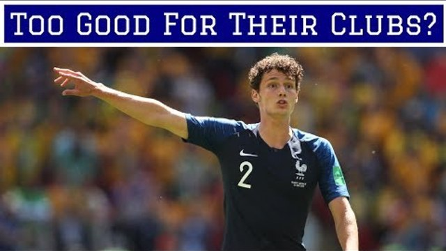 7 Footballers Who Are Too Good For Their Clubs Part Two