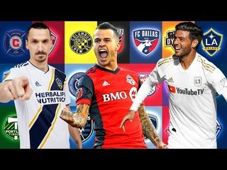 Best Soccer Player at Every MLS Team