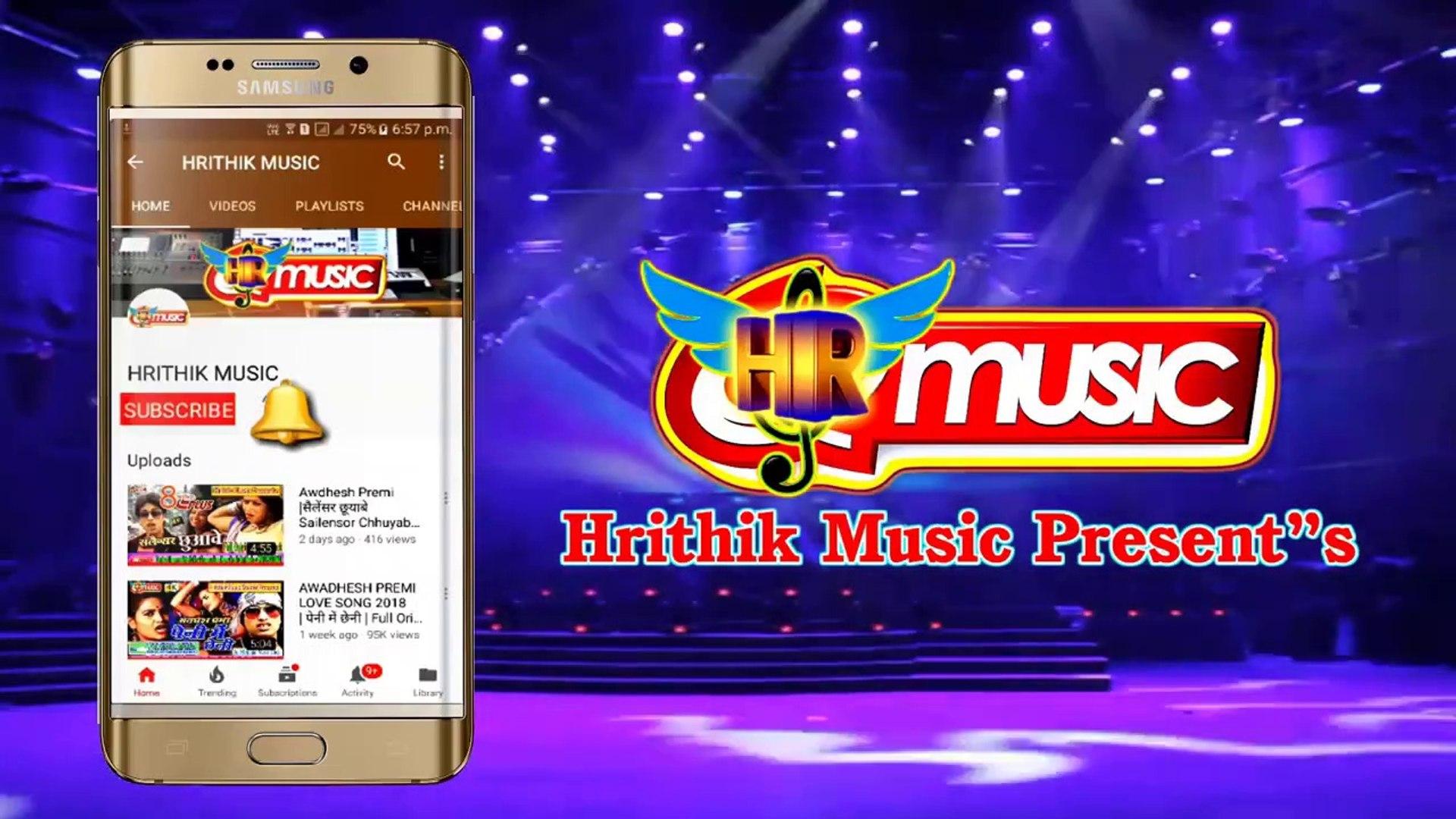 Hrithik Music Studio Advertisement || By Hrithik Music || HR MUSIC