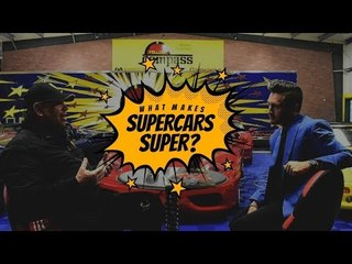 What Makes Supercars Super? - Yellow Compass Group