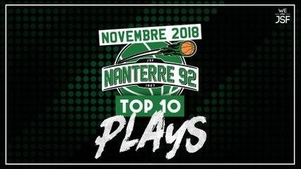 TOP10 / Novembre 2018