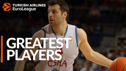 Greatest EuroLeague Players: Theodoros Papaloukas