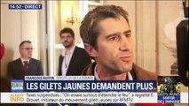"""Taxes suspendues: François Ruffin salue les gilets jaunes, qui """"ont réussi à rendre la vue à un pouvoir aveugle"""""""