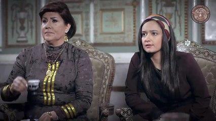 صفية عم تسأل  شامية عن زكية  -  شكران مرتجى  -  سلافة معمار -  وردة شامية