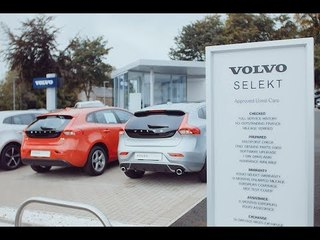 Discover how Volvo Selekt can take the stress out of buying a secondhand car (Sponsored)