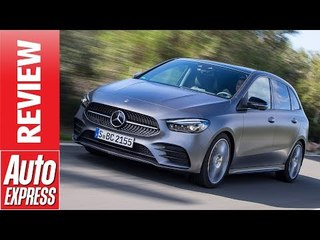 New 2018 Mercedes B-Class review - can the humble MPV be saved?