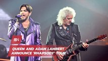 Queen And Adam Lambert Are Going On A New Tour Together