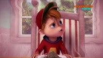 Alvinnn!!! Et les Chipmunks | Tombé du nid | NICKELODEON JUNIOR