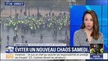 """Violences: """"Les collègues sont en colère, tristes, ils ont peur"""", affirme la déléguée Police FO Linda Kebbab"""