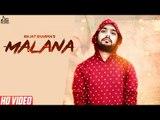 Malana   (Full Song )   Rajat Sharma    New Punjabi Songs 2018   Latest Punjabi Songs 2018