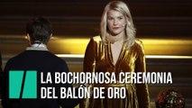 La bochornosa ceremonia del balón de oro