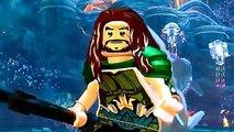 LEGO DC Super Vilains : Les Personnages d'Aquaman Bande Annonce