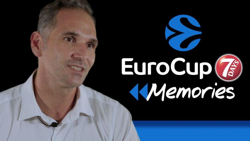 EuroCup Memories: Victor Luengo, Valencia