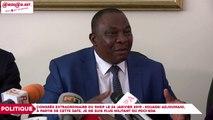 """Congrès extraordinaire du RHDP le 26 Janvier 2019 : Adjoumani, """"à partir de cette date, je ne suis plus militant du PDCI-RDA"""""""