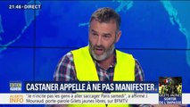 """Christophe Chalençon, gilet jaune du Vaucluse, estime qu'il """"risque d'y avoir plusieurs morts"""" samedi prochain"""
