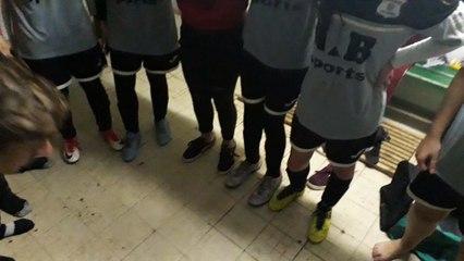 U14-U17F : cri de la victoire face à Saujon