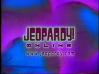 Jeopardy Online/KingWorld/Columbia-TriStar - 1999