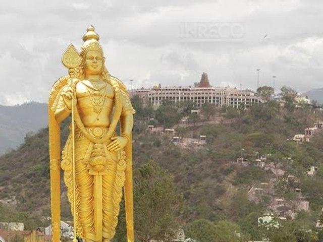 Arupadaiyil | Lord Murugan Song by TM Soundararajan - Velaiyyah Vadivelaiyyah