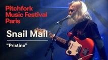 "Snail Mail | ""Pristine"" | Pitchfork Music Festival Paris 2018"