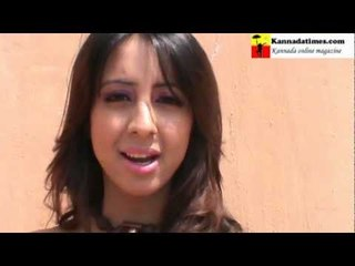 SOUTH ACTRESS SANJANA TALKS ABOUT WWW.KANNADATIMES.COM Clip-1