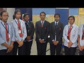 Alpine Public School Students Singing Hindushtaanavu Endoo Mareyada Kannada Song