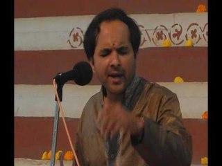 CHINMAYA M.RAO Live Concert Clip-Hindola Raga Alapana & Neerajakshi Kamakshi Krithi