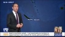 Nouvelle-Calédonie: une alerte au tsunami déclenchée après un séisme au large de l'île