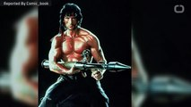 Sylvester Stallone Says 'Rambo V' Has 'Been an Amazing Journey'