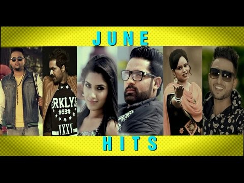 Non Stop Hits of June 2015 | Video Jukebox | New Punjabi Songs 2015 | Latest Punjabi Hits 2015