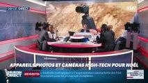 La chronique d'Anthony Morel : Appareils photo et caméras high-tech pour Noël - 05/12