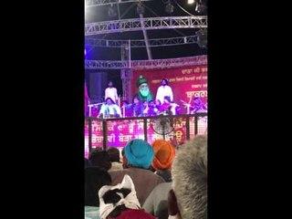 Nooran Sisters new live show 29 may 2016 Part 1 -Pind Bakarpur Dist Mohali   Jai Gaunspak ji