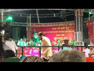 Nooran sister's New Live Part2 29 May 2016-Pind Bakarpur Mohali   Jai sai Gaunspak Ji   786 Records
