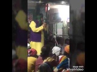 Man with Flute on Surinder Bhagat ji s BIRTHDAY IN dera Bakarpur   New Punjabi video 2016 ,2017