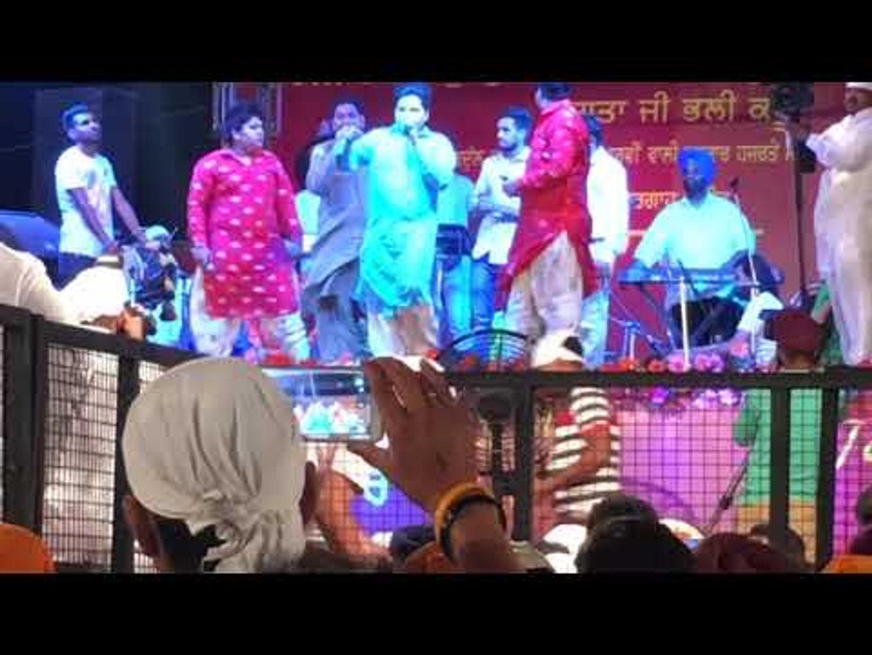 New Punjabi Songs| Ali Brothers Nooran Sisters | Live Show| New Punjabi Songs 2017 Latest Punjabi