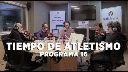 Tiempo de Atletismo. Especial Maratón de Valencia.