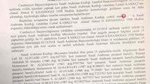 İstanbul Cumhuriyet Başsavcılığı Cemal Kaşıkçı Cinayeti Soruşturması Kapsamında Saud Al Kahtani ve...