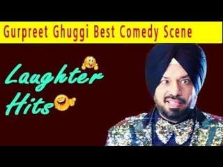 Gurpreet Ghuggi I Comedy Scene 3 I Music Waves 2018