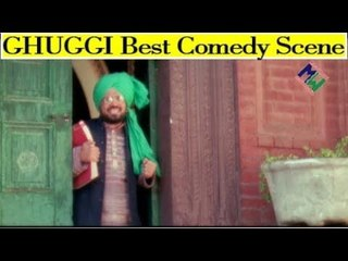 Ghuggi Comedy Scene I Laguhter I Music Waves 2018