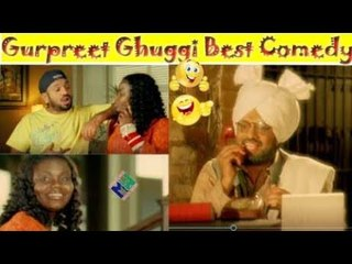 Gurpreet Ghuggi I Laughter Scene I Music Waves 2018