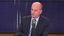 Moratoire sur les taxes, blocages de lycées, étudiants étrangers : Jean-Michel Blanquer était l'invité du 8h30 Fauvelle-Dély